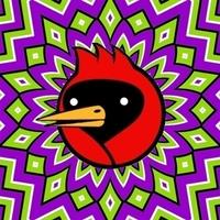 Омская птица шаблон мемгенератора