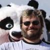 Джек Блэк во главе отряда панд