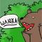 медведь и шлюха