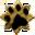 Золотая лапка - за победу в конкурсе лисичек №3