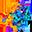 Цветная длань (Тайну получения знают лишь главы Ордена)
