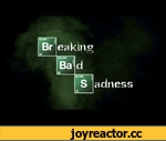 """BREAKING BAD SADNESS"" (SUMMERTIME SADNESS/BREAKING BAD PARODY),Comedy,,A parody of Lana del Rey's ""Summertime Sadness"" for all Breaking Bad fans...  *** VIDEO CONTAINS SPOILERS ***  Written by Beth Crosby and Marc Warzecha Directed, shot, and edited by Andrew Putschoegl Music by Markaholic"
