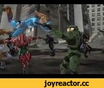 HALOID (Halo + Metroid Prime - Master Chief VS Samus Aran),Entertainment,,Super video. It's rocks!!! Master Chief VS Samus Aran