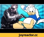 Donald Duck Gets Beat Up in CoD Ghosts,Games,,TheDuckVoice does a perfect Donald Duck voice to create a hilarious scene in Call of Duty: Ghosts lobbies! If you enjoyed the video, be sure to smack the Like button, it only takes 1.6 seconds!  Director's Channel: