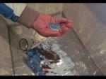 Директор АО «Хайдарканский ртутный комбинат» Толубай Салиев, сентябрь 2013 г.,People,,Видео из репортажа knews.kg от 5 сентября 2013 г., «Великий рудник» или кровь Айдаркана