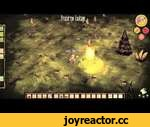 Don't Starve Together Prototype Playtest,Games,,More Info Here: http://forums.kleientertainment.com/topic/38168-fireside-chats-with-a-video-game-designer-july-10-2014/