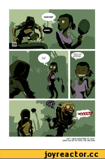 LEFT 4 DEAD CHARACTERS <C> VALVE. COMIC AND ART (C) DARYL TOH LIEM ZHAN