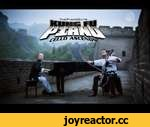 Kung Fu Piano: Cello Ascends - ThePianoGuys (Wonder of The World 1 of 7),Music,,Come see us on Tour! http://smarturl.it/tpgtour Sign up for our TPG Insider! http://thepianoguys.com/news Download song here: http://smarturl.it/KungFuMp3 EPIC PIANO MOVE: http://smarturl.it/PianoMove