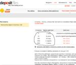 deposit ¡les Загрузить Gold Возможности FAQ Ути. easy web hosting service русский | english Levon ~Г>) i.i,ч» Мон Файлы Бонус-программа (Мой заработок) Программа лояльное Мои пойнты 11-поинты - пойнты, которые Вы получаете за скачивания Ваших фа Условия акции Количество