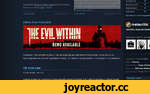 Download The Evil Within Demo from the Demo button our store page. Ruvik: