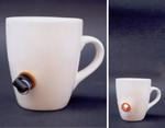 Чашка с противоугонной системой