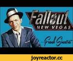 Fallout: New Vegas - Face Of Radio Music (Part 1),Music,,Marty Robbins - Big Iron Guy Mitchell - Heartaches by the Number Dean Martin - Ain't That a Kick in the Head Peggy Lee - Johnny Guitar ___________________________  Kay Kyser & His Orchestra - Jingle Jangle Jingle Frank Sinatra - Blue Moon The