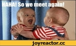 Haha! So we meet again!