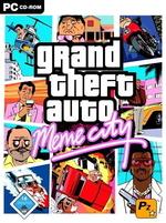 Grand theft auto Meme city