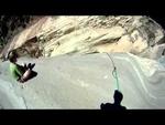 Нереальный прыжок с водопада с огромной высоты,Travel,Нереальный,прыжок,с,