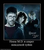 House M.D. и секрет неведомой хуйни demotivators.ru
