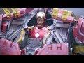 Giant Fully-Mechanized Hulkbuster Toy Has a Full Iron Man Inside | SDCC 2015,Entertainment,Iron Man (Comic Book Character),Hulkbusters (Comic Book Character),Comics (Comic Book Genre),Comic Book (Comic Book Genre),Iron Man's Armor (Character Power),Iron Man 2 (Film),Iron