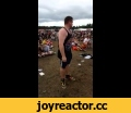 Daft Dancer 2015 TITP,Sports,,Fred Rawicz ripping it up at T in the park, 2015. Get this guy out there and please like and share. To use this video in a commercial player or in broadcasts, please email licensing@storyful.com