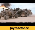 Mad Max: Fury Road Behind The Scene,People & Blogs,fury road,Mad Max,