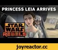 "Princess Leia Arrives - A Princess on Lothal Preview | Star Wars Rebels,Entertainment,Star Wars Rebels,Princess Leia Organa,In this clip from the Star Wars Rebels episode ""A Princess on Lothal,"" Kanan and Ezra don stormtrooper armor to welcome a new ally: Princess Leia.  Watch ""A Princess on Lothal"