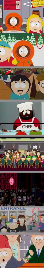 Инопланетяне в South Park