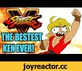 SFV - THE BESTEST KEN PLAYER EVER!,Gaming,Lythero,Street Fighter Five,Street Fighter,SFV,Ken,Ken Masters,PS4,Steam,Ragequit,Shoryuken,Capcom,How To,Tutorial,Combo video,Combos,Master,Tips hints,Basically a homage to my most favourite Street Fighter video ever: