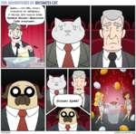 THE ADVENTURES OF BUSINESS CAT TOM FONDERBUSINESSCAT.HAPPYJAR.com