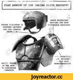 FLAK ARMOUR OF THE ENSURE CHIN-STRAP IS FASTENED SECURELY FOR 100% CRANIAL PROTECTION ARMOUR WEAKER AT THE BACK, TO DISCOURAGE COWARDICE CAD IAN 224TH REGIMEN11 *24 \ 7 PROTECTION imOT INCLUDED - THIS AIDS MANEUVERABILITY AMPLE PROTECTION PROVIDED FOR YOUR VULNERABLE SHOULDERS