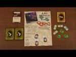 «Ужас Аркхема» (ролик из журнала ЛКИ №2 2010),Games,ужас аркхема,аркхем,настольные игры,говард лавкрафт,Arkham Horror,«Ужас Аркхема» (англ. «Arkham Horror») — настольная игра по мотивам мифов Г. Ф. Лавкрафта. Придумана Ричардом Лаунисом (англ. Richard Launius), первое издание было выпущено компанией
