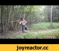 Primitive Technology: Spear Thrower,People & Blogs,,A spear thrower is a simple tool that allows the user to throw a spear further than by hand alone. It is a small length of wood with a hook in the end that fits into a notch in the back of the spear. The extra power and distance gained by the