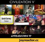 CIVILIZATION VI Daemon Hatfielc @>DaemZero Sarah Darney Producer Civilization 6 Developer Interview - IGN Live: Gamescom 2016 ✓ Subscribed 7,567.251 710 views Add to ^ Share CIVILIZATION TT'T