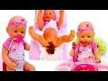 Мультик Малыш Кукла Пупсик ест и какает Baby Born Sleep Бэби Борн спит ест и какает как настоящий,Education,Малыш,Мультик,Кукла,Пупсик,ест,какает,Baby,Born,Sleep,для девочек,для малышей,мультфильм,сказка,малышка,беби борн,мультик про пупсиков,пупсики,Малыш Кукла Пупсик ест и какает Baby Born Sleep Б