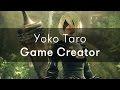 toco toco ep.49, Yoko Taro, Game Creator,Travel & Events,nier,nier: automata,drakengard,ニーア,オートマタ,ヨコオタロウ,yoko taro,yokotaro,yosuke saito,platinumgames,platinum games,square enix,squareenix,drag-on dragoon,2B,9S,video game,documentary,interview,exclusive,game development,hideki kamiya,playstation 4,p