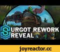 Urgot Reveal - The Dreadnought | REWORK,Gaming,Urgot,The Dreadnought,Champion Reveal,League of Legends,Urgot Champion Spotlight,Champion Spotlight,Riot Games,SkinSpotlights,Urgot The Dreadnought,Urgot Spotlight,Urgot Gameplay,Urgot Abilities,League of Legends (Video Game),Zaun,Urgot
