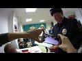 Встречаем подполковника полиции с музыкой!,News & Politics,,Заместитель начальника Управления МВД по г. Перми зачитывает предупреждение сотруднику штаба Сергею Ухову.