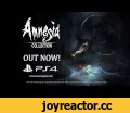 Amnesia: Collection - Release Trailer,Gaming,horror,survival,first person,amnesia,ps4,The cult classic Amnesia horror series is finally available for Playstation 4. This collection contains all three games: The Dark Descent, Justine and A Machine For Pigs.