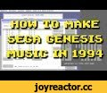 How to make Sega Genesis music (in 1994),People & Blogs,game dev,retro gaming,sega genesis,sega megadrive,vgm,GEMS. The Genesis Editor for Music and Sound Effects. One of the most popular sound drivers for music on the Sega Genesis. but how did it work? That's what we explore in this video! a BIG