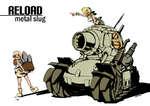RELOAD metal slug
