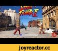 Street Fighter II in the real world,Gaming,gaming,street fighter,ar,augmented reality,iphone,apple,arkit,arcade,technology,Remember the classic arcade game Street Fighter 2? I rebuilt it as a multiplayer AR game to actually take it into the streets. I'm calling it the Real World Warrior edition