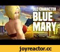 KOF XIV: Blue Mary DLC Character,Gaming,THE KING OF FIGHTERS XIV,SNK,ATLUS USA,Blue Mary,Najd,Heidern,Oswald,DLC,PlayStation 4,PS4,Blue Mary makes her triumphant return to THE KING OF FIGHTERS XIV as a DLC character! Born into a family of accomplished martial artists, she is a specialist in several