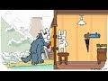 Rabbit Travel - Do Not Mess With the Rabbits,Film & Animation,,Анимация: Сергей Посохин ( volfmaple.com ) Звук: Qbsound Studio ( qbsoundstudio.com )  Спонсор серии  - школа практической физиогномики MaskOff.  Методы, преподаваемые в MaskOff, разработаны на базе древнейших знаний астрологии и физиогн