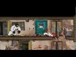 Новая немного доработанная версия мультика,Film,ninja action,ninja,ниндзя,нинзя,мультик,игра,flash,video game,Новая версия старого мультика про ниндзей. Ninja Action. 2003-2012.