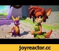 Spyro Reignited Trilogy - Ripto's Rage ELORA CUTSCENE! I'm A Faun, You Dork!,Gaming,Spyro the Dragon Reignited Trilogy,Spyro Reignited Trilogy,Spyro Reignited Trilogy gameplay,Spyro PS4 Reignited Trilogy,Spyro PS4 vs Ps1 Comparison gameplay,Spyro Reignited Trilogy Elora Cutscene,Cloud Spires,Spyro