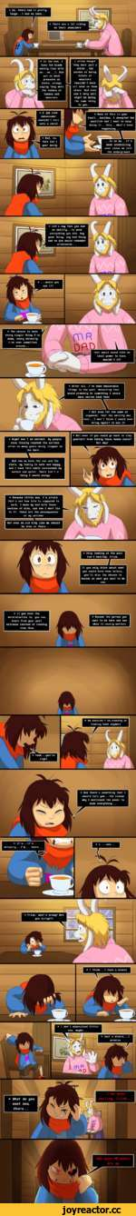 * So, Chara had it pretty tough. .. I had no idea. .. * In the end, I know the blane nainly lies with us... we... I.. had put so much pressure on Chara, always saying they were the future of humans and monsters I often forgot they were just a child... the burden of being future of monsters sh