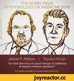 James P. Allison • Tasuku Honjo