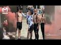 Трэш-выпускной в жанре БДСМ во Владивостоке (23.05.2019),People & Blogs,,Ученики школы №74 во Владивостоке устроили БДСМ-вечеринку — девочки в полицейской форме, мальчики в образах зайчиков PlayBoy.   Ребята из местного 11б класса с углубленным изучением предметов эстетического цикла (оно и видно) р