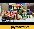 Toy Story 3 IRL Trailer 2,Film & Animation,toy story 3,toy story 3 in real life,toy story 3 in real life trailer,trailer,toy story 4,toy collection,remake,movie,diy,homemade,stop motion,claymation,woody,buzz lightyear,toy story scene,reenactment,forky,disney pixar remake,disney live