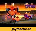 Spyro Reignited Trilogy Nintendo Switch Trailer,Gaming,,Spyro has a new claim to flame! Spyro Reignited Trilogy is coming to Nintendo Switch on September 3, 2019.  Spyro's back and he's all scaled up! Same sick burns, same smoldering attitude, now all scaled up in stunning HD. Spyro is bringing the