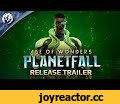 Age of Wonders: Planetfall Release Trailer,Gaming,#aowplanetfall,#ageofwondersplanetfall,planetfall,empirebuilder,tactical game,strategy game,tactical turnbased,turn-based,triumphstudios,paradoxinteractive,gameplay,releasetrailer,release,trailer,Age of Wonders: Planetfall is available now on PC,