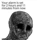 Your alarm is set
